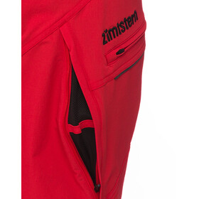 Zimtstern Startrackz Bike Shorts Women Tomato